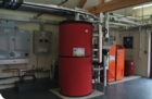 Hoval, BREEAM, boiler, CHP, biomass, space heating
