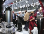 Grundfos Pumps, wastewater pump