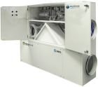 VES Andover, heat recovery ventilation