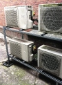 Maintenance, refurbishment, Toshiba Air Conditioning, R22