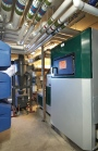 boiler, space heating, biomass, renewable energy, Hamworthy Heating