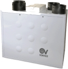 Vortice, heat recovery ventilation, energy recovery