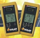 Seaward Solar, irradiance meters