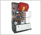 boiler, space heating, communal heating, Evinox