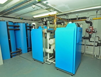 boiler, space heating, Buderus, Bosch Commercial & Industrial Heating