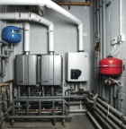 DHW, water services, Rinnai, hard water, scale