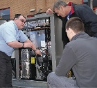 Bosch, absorption heat pump