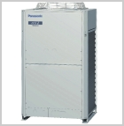 Panasonic, VRF air conditioning, heat recovery