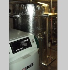 Hamworthy, space heating, biomass boiler, maintenance, refurbishment
