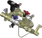 SAV Systems, valve assemblies, commissioning