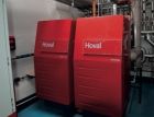 Hoval, boiler, space heating