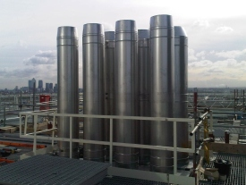 A1 Flue Systems, boiler, space heating, DHW