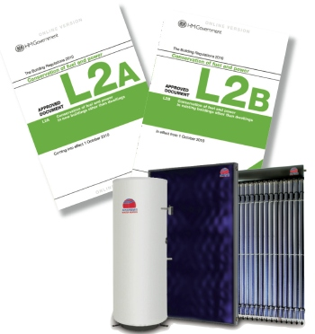 Baxi Commercial Division, LZC, low carbon, renewable energy, boiler, space heating, DHW