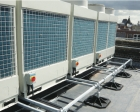 Big Foot Systems, framework support. flat roof
