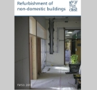 CIBSE, refurbishment, commercial, non-domestic