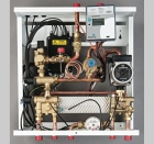 Stokvis, heat interface unit, boiler, space heating
