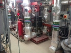 Grundfos PUmps, space heating, cooling