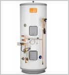 Megaflo, system boiler, DHW, domestic hot water