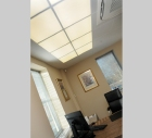 maintenance, refurbishment, Ecophon, lighting, acoustic control, Saint Gobain