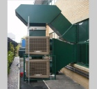EcoCooling, data centre cooling, evaporative cooling, free cooling