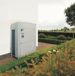 Space Airconditioning, R22, refrigerants