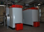 maintenance, refurbishment, boiler, space heating, biomass, renewable energy, Remeha