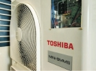 Toshiba, air conditioning, BIM object