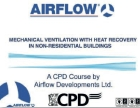 Airflow Developments, ventilation, MVHR, heat recovery