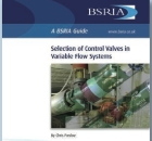 BSRIA, control valves, variable flow, balancing