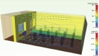 Gilberts of Blackpool, natural ventilation, CFD