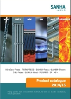 Sanha, pipe, fittings, pipework