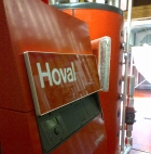 Hoval, biomass, renewable energy, boiler, space heating