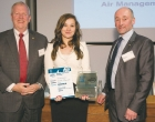 CIBSE, ASHRAE, graduate of the year, Emila Targonska