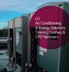 LG, air conditioning, VRF, training, CPD