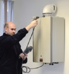 Rinnai, CPD, training, hot water, DHW, continuous flow hot water