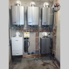 maintenance, refurbishment, DHW, water heating, hot water Rinnai