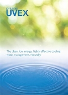 System UVEX, water treatment, UV, ultra-violet, ultraviolet
