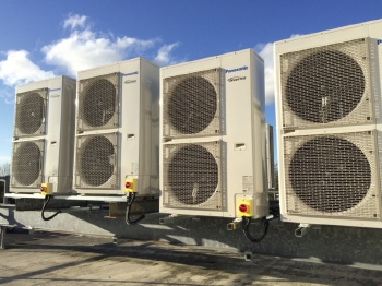 air conditioning, VRF, VRV, energy efficiency, R22