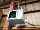 Powrmatic, space heating, unit heater, warm air heating, warm air heater