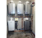 maintenance, refurbishment, Rinnai, DHW, domestic hot water