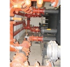 maintenance, refurbishment, Victaulic, pipes, pipework, grooved pipe joint