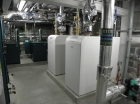 CHP, Senertec, Potterton, boiler, space heating, DHW