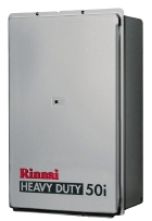 Rinnai, hot water, domestic hot water, DHW
