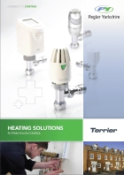 Pegler Yorkshire, radiator valve, TRV, space heating