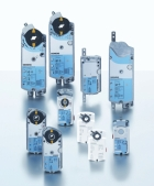 Siemens Building Products, damper actuator