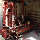 Victaulic, pipework, maintenance, refurbishment