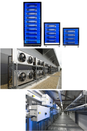 heatload.co.uk, testing, data centres