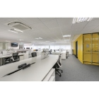 BEG, LED lighting, control, BMS, BEMS, building managemant systems