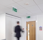 Mackwell, emergency lighting, LED