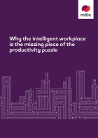 Mitie, intelligent workplace, lighting, humidity temperature, productivity